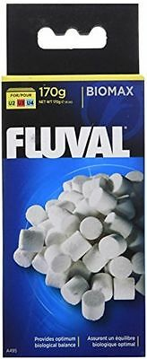 Hagen Fluval Filter Media Biomax U2 U3 U4 170g Tank Aquarium