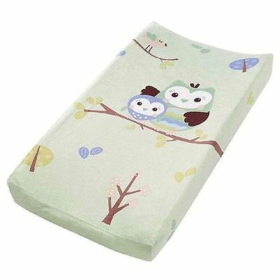 Summer Infant Plush Pals Changing Pad Cover - Owls
