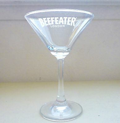 Beefeater Gin Brand Martini Glass