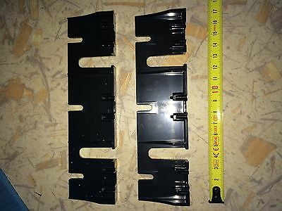 Tmc Aquaray Bracket Brackets - Attach Upto 3 Mms Rail Led Strips For Fish Tank