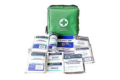 Qualicare HSE Travel First Aid Kit in Carry Bag (1 Person)