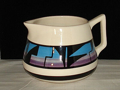 Ute Mountain Decorated Pottery Pitcher #30 Signed Maxine Talk EXC NO RESERVE