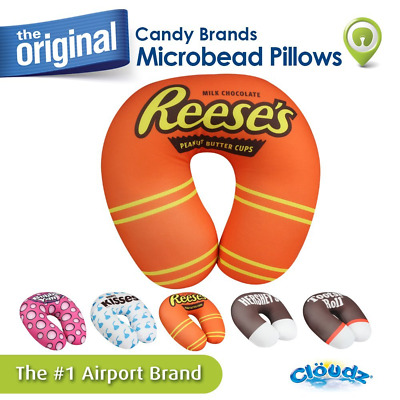 Candy Brand Microbead Neck Pillow: Reeses