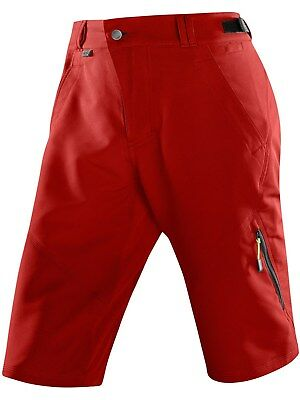 Altura MTB Shorts 2016 Attack One 80 Rot