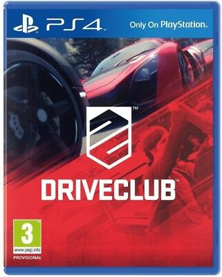 DriveClub - Sony PS4