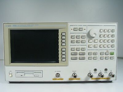 Keysight Used 4395A Network/Spectrum/Impedance Analyzer - 001,010,1D5 (Agilent)
