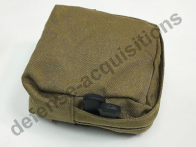 NEW MSA Paraclete Small GP Pouch General Purpose Utility Pouch COY GPS0019