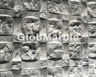 Concrete Stone Molds | Mosaic Tile | Casting Wall | MS 871 |  Concrete Mould