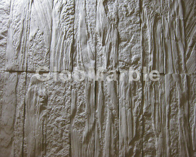 Concrete Mold Veneer Stone Antique Wood BS 811 Concrete Stone Mould Casting