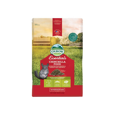OXBOW 42010300 Essentials Chinchilla Food, 3 LBS