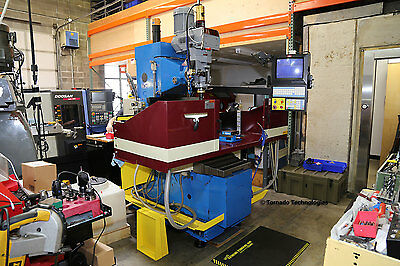 ACER/Revolution Centroid CNC Control 3 Axis CNC Bed Mill, milling machine