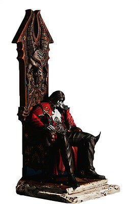 """CASTLEVANIA - Dracula 18"""" Statue (First 4 Figures) #NEW"""