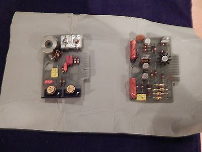 Crown circuit boards for Reel to Reel Tape Recorder