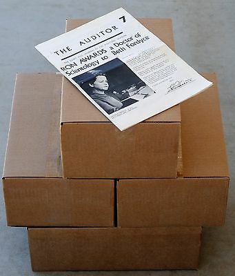 The Auditor Magazine - The First 38 Years - 300 Issues! - Scientology