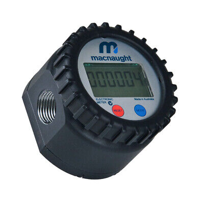 "Macnaught Electronic Oil Meter - 3/4"" IM019E-01"
