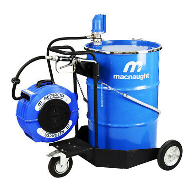 Macnaught Portable Trolley Mounted Oil Dispensing System (No Oil Control Gun) OS