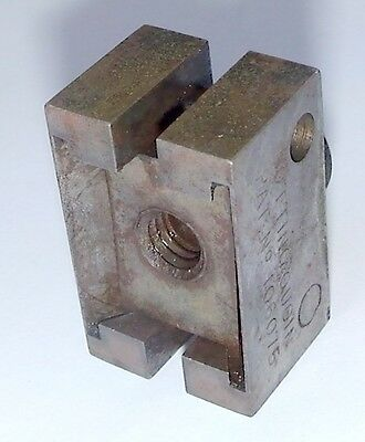 Vintage Notting QUOIN for Letter Press Block Printing Type