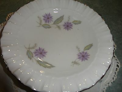 Royal Adderley Pin, Ring, Jewelry Dish Floral Bone China England Charmaine