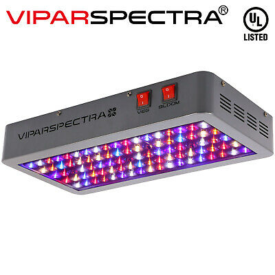 VIPARSPECTRA Reflector-Series 450W LED Grow Light for Indoor Plant VEG and BLOOM