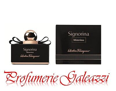 SALVATORE FERRAGAMO SIGNORINA MISTERIOSA EDP VAPO SPRAY - 100 ml