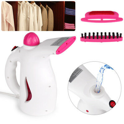 800W Portable Steamer Fabric Clothes Garment Steam Iron Handheld Travel Home New