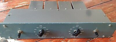 Pultec Filter LCS-2 Vintage Rare
