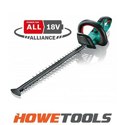 BOSCH AHS 55-20LI(NO BATT) 18v Hedge trimmer