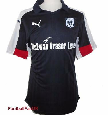 DUNDEE FC Puma 2016/17 Home Shirt NEW Medium 16/17 Jersey Top Kit Football M