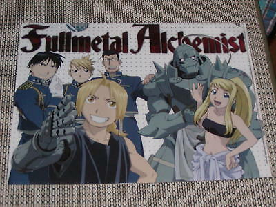 FullMetal Alchemist anime PROMO Clear File Folder