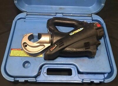 Cembre B-131-C Battery Powered Hydraulic Crimpers With Die Set 13 Ton 130kN 7506