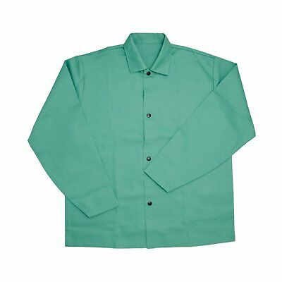 "IRONCAT 7050/3XL Irontex FR Cotton Jacket, 30"", 3XL, Green Pack of 1"