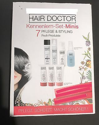 Hair Doctor Haar Pflege & Styling Set NEU Spray Shampoo Mousse