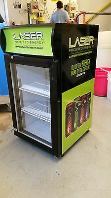 Mini Refrigerator (3 Cubic Foot Capacity Perfect for C-Store or Home Bar Use