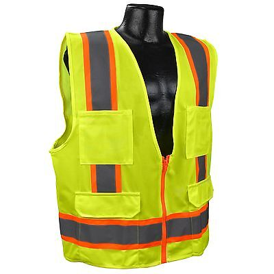 Full Source Class 2 Reflective Surveyor Safety Vest