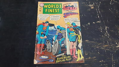 Dc Comics Worlds Finest No. 169