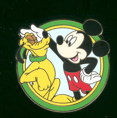 Best Friends Mystery Pack Mickey Mouse and Pluto Disney Pin 90193