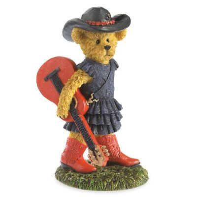 Boyds Bears Country Music - Paisley - Country At Heart Bear