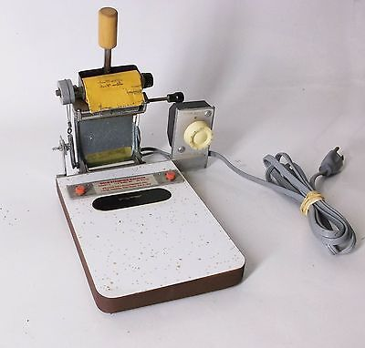 Veach Co. Gold Stamping Machine Model# GS491-G              hot foil gs-491g 491