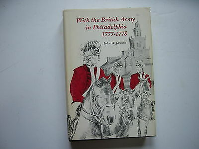 With the British Army in Philadelphia, 1777-1778- nice copy