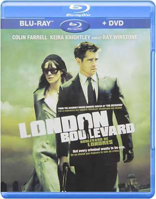 London Boulevard (Blu-ray/DVD Combo)