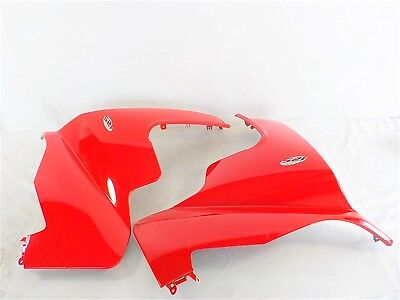 Fairing Front Right Left Red Aprilia Atlantic 125
