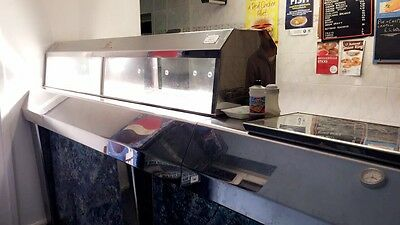 Fish chip shop clearance machinery bundle 4 for Fishing outlet clearance