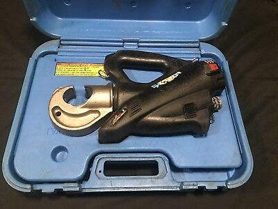 Cembre B-131-C Battery Powered Hydraulic Crimper With Die Set 13 Ton 130KN 7409
