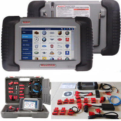 Maxidas DS708 Auto Diagnostic Tool Scanner OBDII Code Reader-Update Online