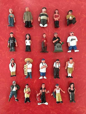 NIB Homies Figurines Series 10 Lot of 100