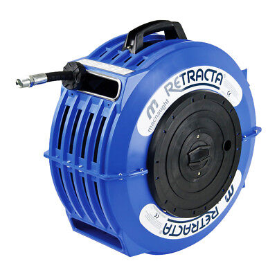 Macnaught RETRACTA Medium Pressure Oil Hose Reel - 10mm x 10m OMP2101