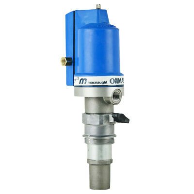 Macnaught OILMASTER 5:1 Air-Operated Stub Pump T512S-01