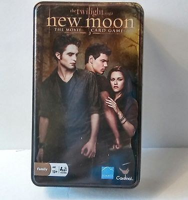 "The Twilight Saga ""New Moon"" The Movie Card Game -Cards Never Opened"