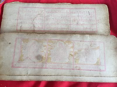 Mongolian Buddhist Old Woodblock PRINTED SUTRA  18c - 19 century