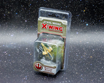 Star Wars X-Wing Miniatures Game Auzituck Gunship Expansion